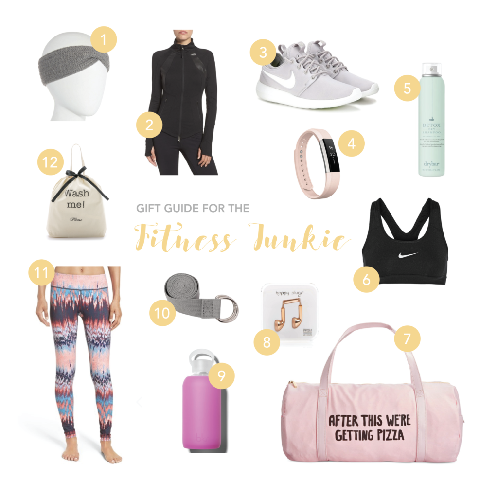 """Fitness Junkie Gloves: """"New Year, New Me!"""" Gift Guide For Your Fitness Junkie"""